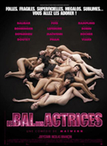 The actress' bal
